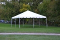 Used Equipment Sales 20x20, WHITE - FIESTA FRAME TENT in Chicago IL