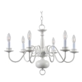 Where to rent ___LIGHT, 8 CHANDELIER BRASS in Chicago IL