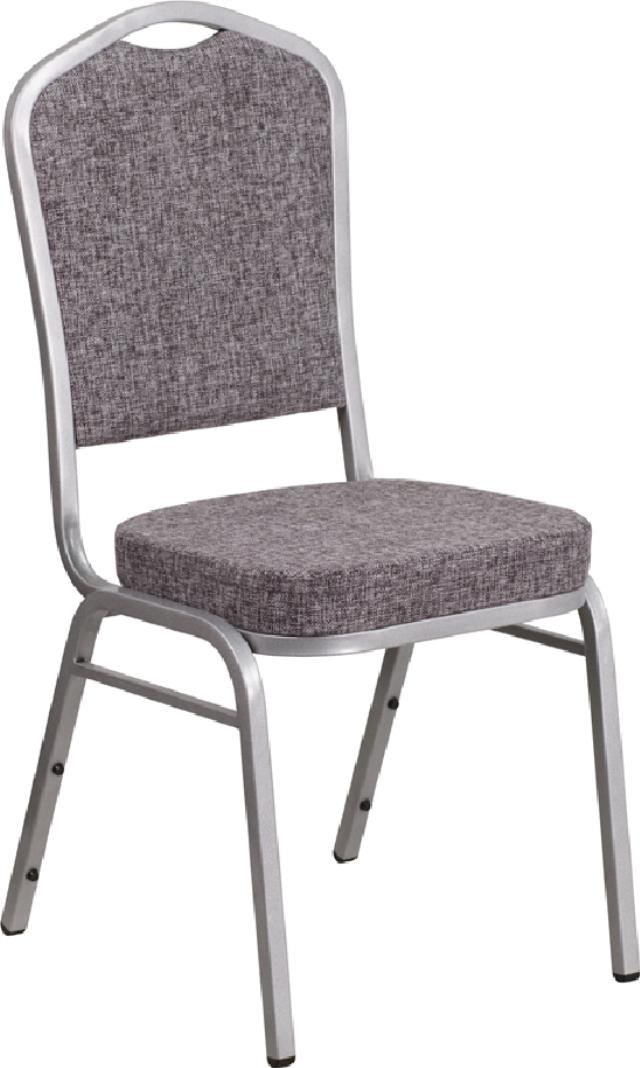 Where to find CHAIR, STACK GREY w grey frame in Chicago