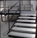 Where to rent RISER, adj STEPS 30 -42 w  rail in Skokie IL
