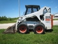 Used Equipment Sales LOADER, BOBCAT S-175 w foam tire, diesel in Chicago IL