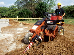 Where to find TRENCHER, 8 x48  hydrostatic in Chicago