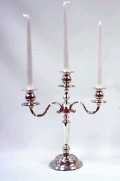 Where to rent CANDELABRA, 13  TALL - 3 LITE EA. in Chicago IL