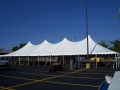 Where to rent 40x120, WHITE - CENTURY POLE TENT in Chicago IL