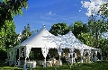 Where to rent 60x 70, WHITE - CENTURY POLE TENT in Chicago IL