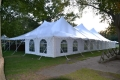 Where to rent 60x120, WHITE - CENTURY POLE TENT in Chicago IL