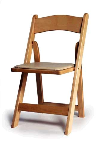 Where to find CHAIR, WOOD NATURAL w carmel pad in Chicago
