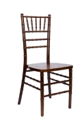 Where to rent CHAIR, CHIAVARI FRUITWOOD in Chicago IL