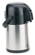 Where to rent COFFEE, AIR POT 90oz in Chicago IL