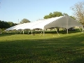 Where to rent 40x160, WHITE T-SPAN STRUCTURE in Chicago IL