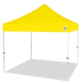 Where to rent CANOPY, 10x10 EZUP YELLOW w 4sandbag in Chicago IL