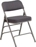 Where to rent CHAIR, FOLDING GRAY PADDED in Chicago IL