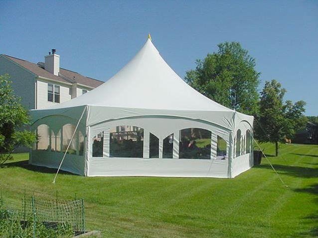 Rent Tent Frame High Peak
