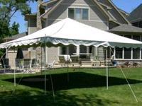 Rent Canopy Tent - Customer Set Up